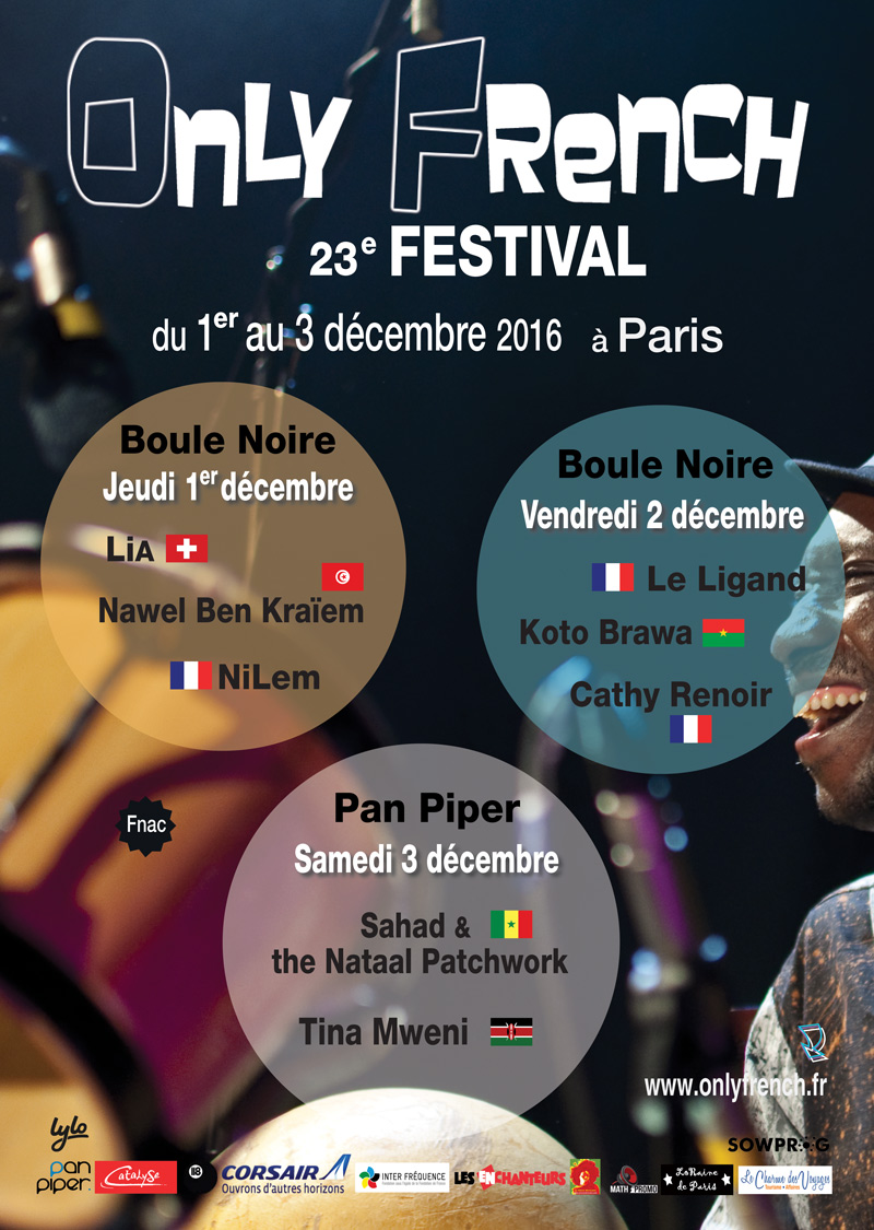 Only French Festival 2016
